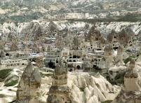 Каппадокия. Долина Гореме