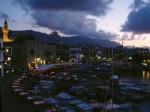 Керинийская гавань вечером