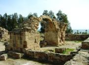 """Крепость """"Сорок колонн"""", Пафос"""