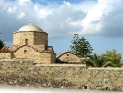 Монастырь Святого Ираклидия, I в.