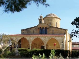 Монастырь Святого Мамаса, XVI в.