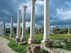 Мраморный форум, Саламин, XI век до н.э.