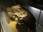 Остов торгового судна IV века дон.э.