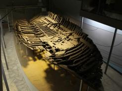 Остов торгового судна IV века до н.э.