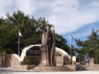 Первый Президент Кипра Архиепископ Макариос