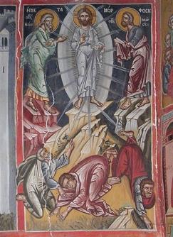Преображение Господня, XVI в.