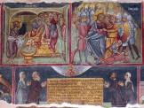 Росписи Храма Святого Мамаса, XV в.