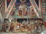 Роспись Латинской часовни монастыря Святого Лампадистиса, XVв.
