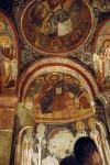 Роспись апсиды и купола. Церковь Каранлык. XII – XIIIв