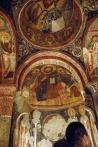 Роспись апсиды и купола. Церковь Каранлык. XII – XIII в