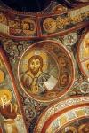 Роспись купола. Пантократор. Церковь Каранлык. XII – XIIIв