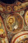 Роспись купола. Пантократор. Церковь Каранлык. XII – XIII в