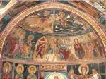Роспись нартекса церкви Богородицы Асину, XIVв.