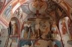 Роспись нефа. Церковь Эльмалы, XI - XII в