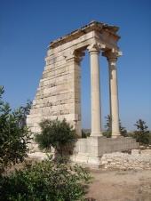 Руины Святилища Аполлона