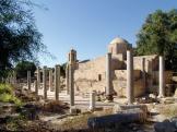 Руины базилики IV века