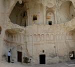 Скальная церковь Каранлык (Темный), XII – XIIIв
