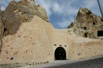 Скальная церковь Токалы. X в