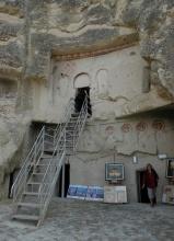 Скальная церковь Чарыклы. XI в