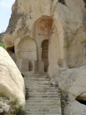 Скальная церковь Эльмалы, XI - XII в