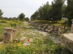 Улица древнего Саламина