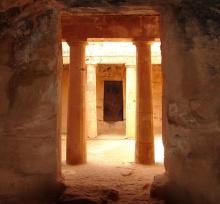 Царские гробницы, III в.до н.э.