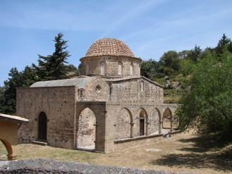 Церковь Антифонитис, XII в.