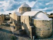 Церковь Панагии Кафолики, XII век