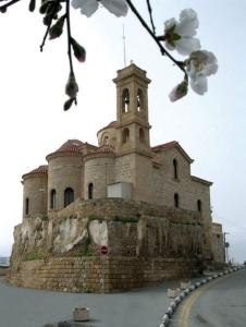 Церковь Панагии Теоскепасти