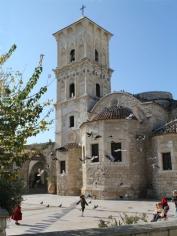 Церковь Святого Лазаря, IX век