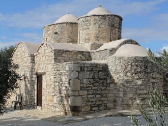Церковь Святой Анастасии, XII век