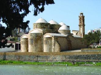 Церковь Святых Варнавы и Иллариона, X век