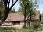 Церковь Честного Креста Агиасмати, XVв.