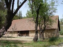 Церковь Честного Креста Агиасмати, XV в.