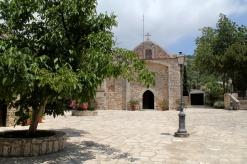 Церковь монастыря Агиа Мони