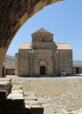 Церковь монастыря Пресвятой Богородицы Синти