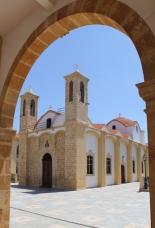 Церковь монастыря Святого Прокопия